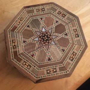 Jewelry - Wooden Jewelry Box